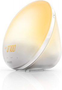 Philips - HF3510/01 - Eveil Lumière avec Lampe LED